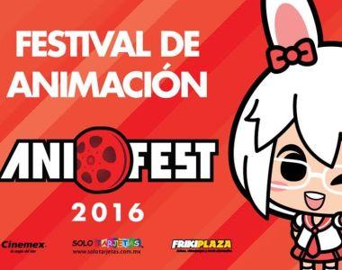 ¡Falta menos para que de inicio el AniFest 2016!