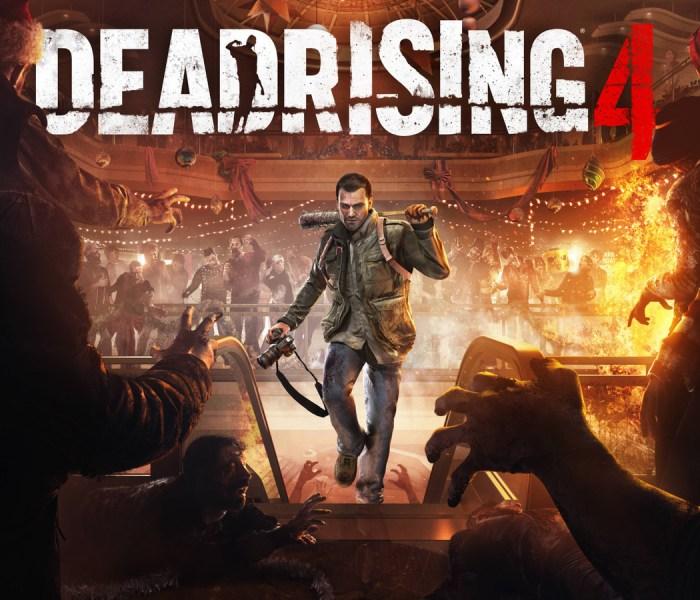 ¡Así fue la presentación de Dead Rising 4 en Six Flags México!