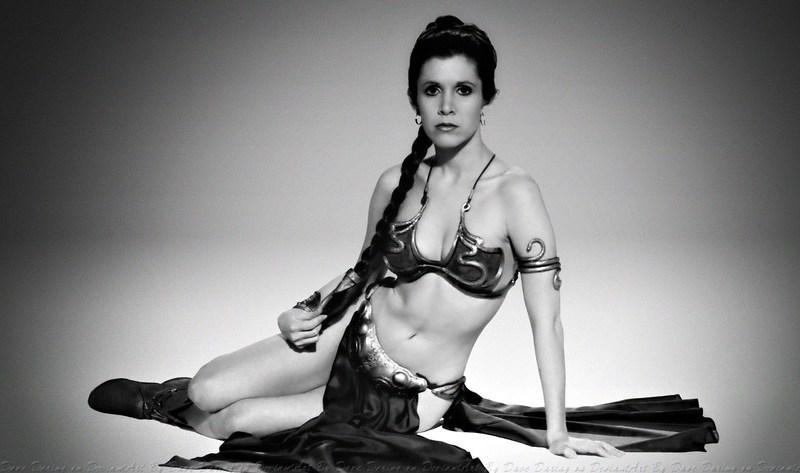 Carrie Fisher: que la fuerza te acompañe