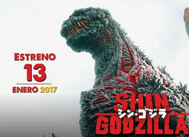 Godzilla el rey de los monstruos regresa a la pantalla grande