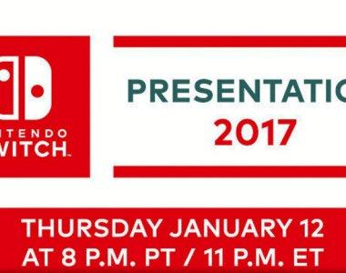 Stream: presentación de la consola Nintendo Switch
