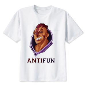 AntimageShirt Футболка Anti-Mage Dota 2 Antifun