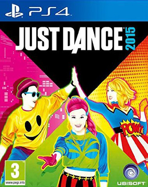Just Dance 2015 PS4 Cover