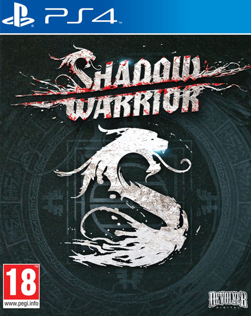 Shadow Warrior PS4 Cover
