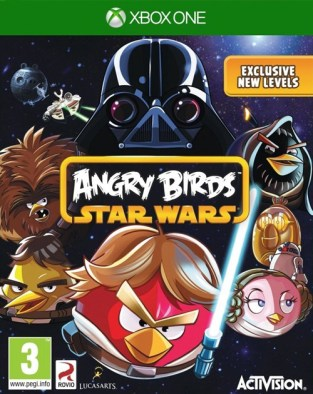 Angry Birds Star Wars XBOX One Cover