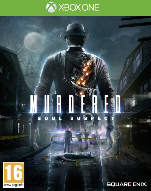 Murdered: Soul Suspect XBOX One Cover