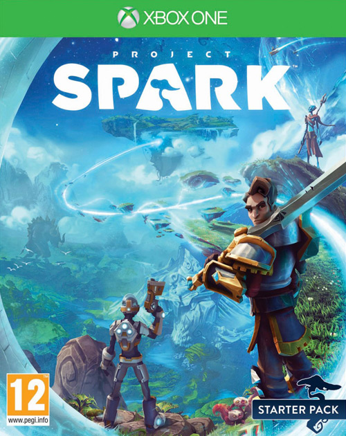 Project Spark XBOX One Cover