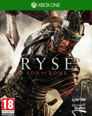 Ryse: Son of Rome XBOX One Cover