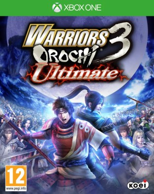 Warriors Orochi 3 Ultimate XBOX One Cover