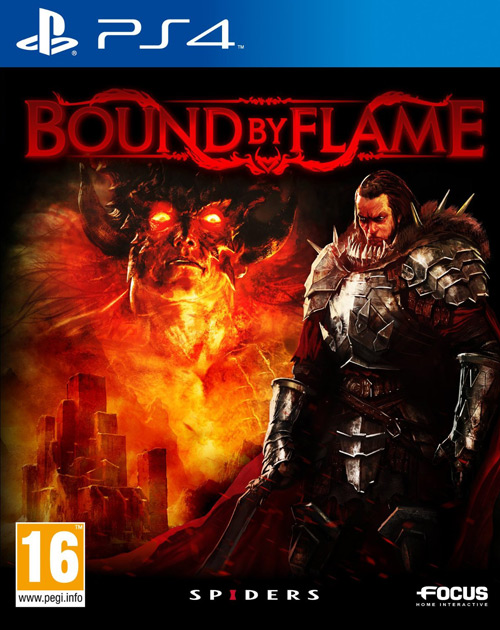 Bound by Flame PS4 Cover