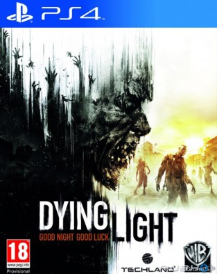 Dying Light PS4 Cover