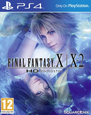 Final Fantasy X-X-2 HD Remastered PS4 Cover