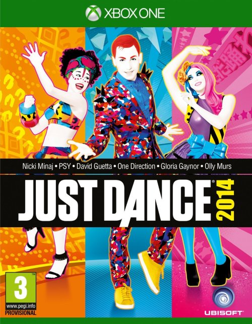 Just Dance 2014 XBOX One Cover