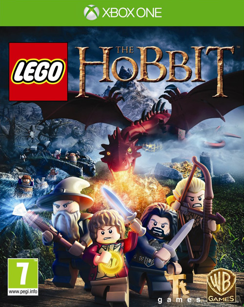 Lego The Hobbit XBOX One Cover