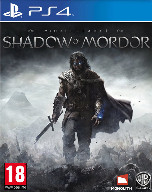Middle-earth: Shadow of Mordor PS4 Cover