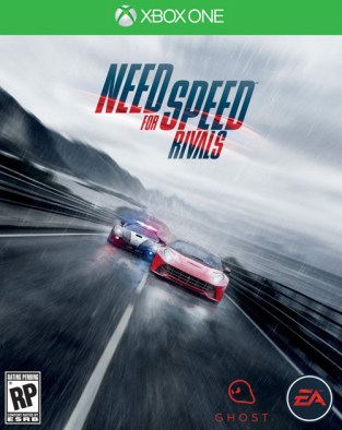 Need for Speed: Rivals XBOX One Cover
