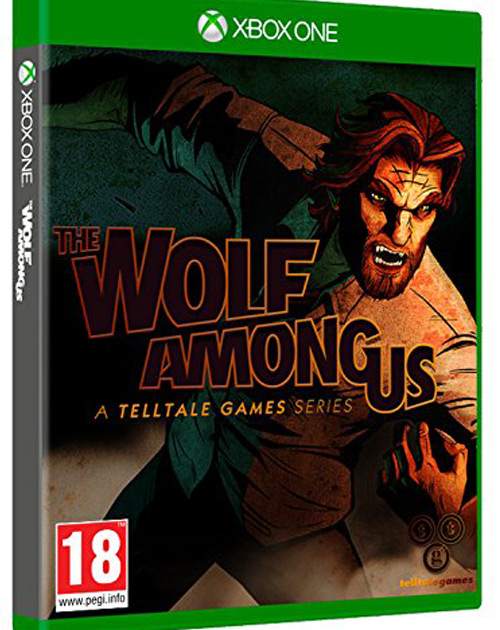 The Wolf Among Us XBOX One Cover