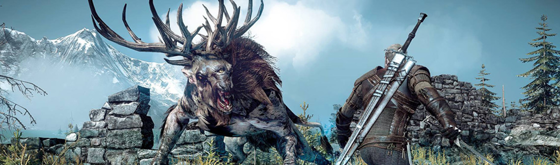 The Witcher 3 Reviews Round-Up header
