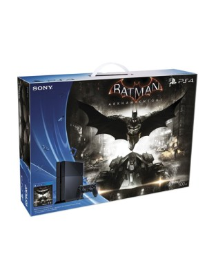 Sony PS4 Batman Bundle Box