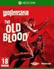 Wolfenstein The Old Blood XBOX One Cover