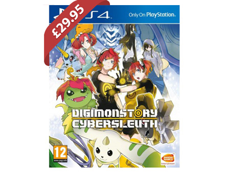 Digimon PS4 Deal