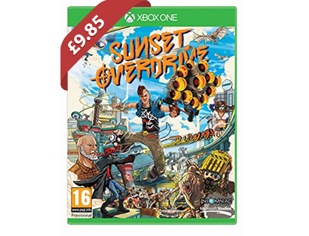 Sunset Overdrive deal