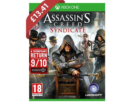 Assassins Creed Syndicate (Xbox One) - £13.41 @ Amazon