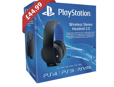 Sony headset deal