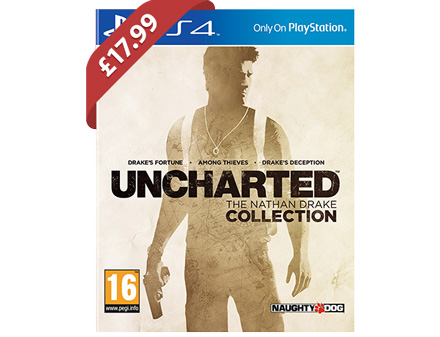 Uncharted deals