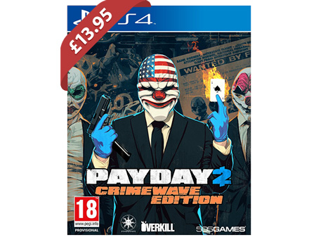 PayDay 2 deal