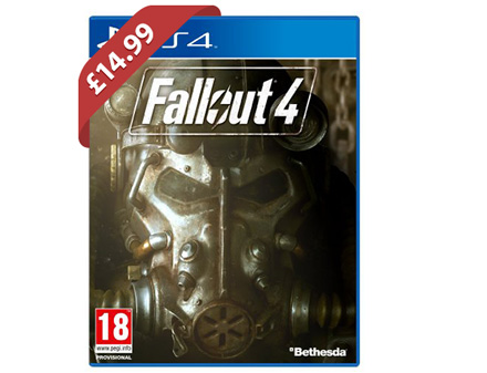 Fallout 4 (PS4/XBOX One) Preowned - £14.99 @ Grainger Games
