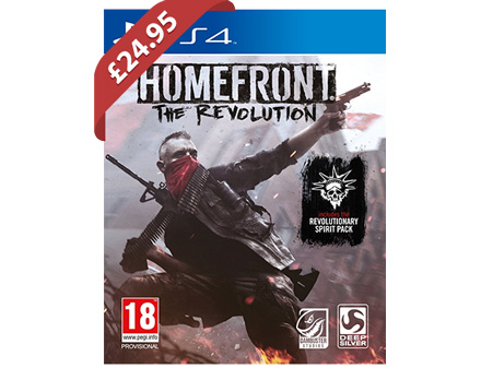 Homefront: The Revolution (PS4/Xbox One) - £24.95 @ TheGameCollection