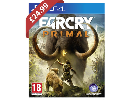 Far Cry Primal (PS4) - £24.99 @ Simply Games