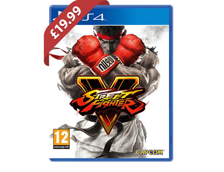 Street Fighter V (PS4) - £19.99 @ Smyths Toys