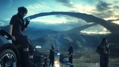 Final Fantasy XV Wallpapers in Ultra HD | 4K - Gameranx
