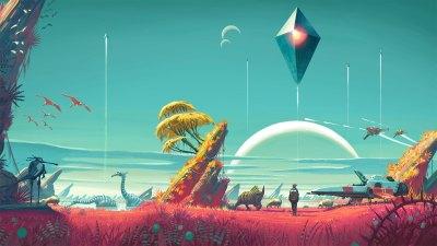 No Man's Sky Wallpapers in Ultra HD   4K - Gameranx