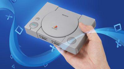 Sony PlayStation Classic Hacked - Gameranx