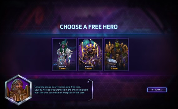 Recompensas do novo patch