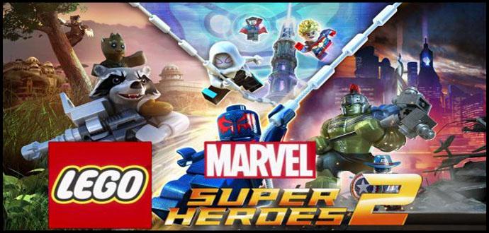 """""""LEGO Marvel Super Heroes 2"""" – veröffentlicht DLC-Paket """"Cloak And Dagger"""""""