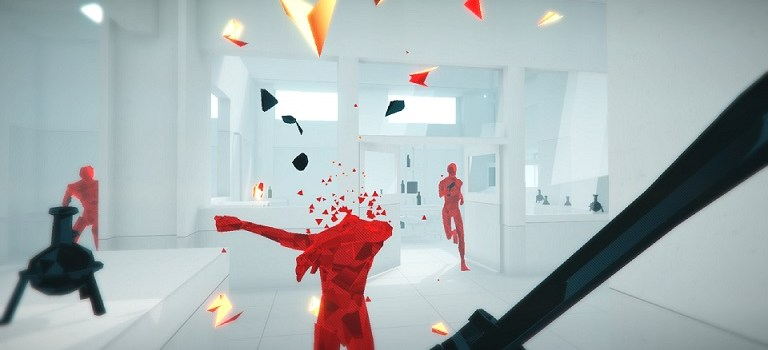 SuperHot ya se encuentra disponible en Xbox One