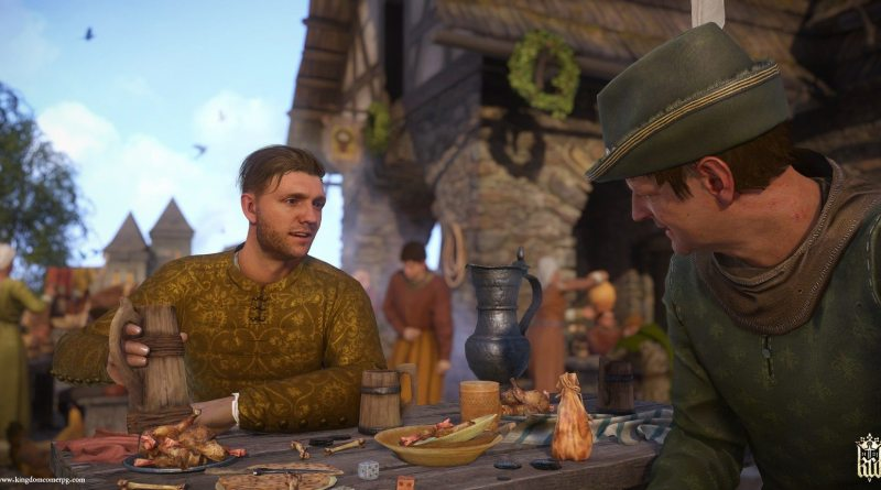 Kingdom Come Deliverance Preview Gamescom 2017 Titel