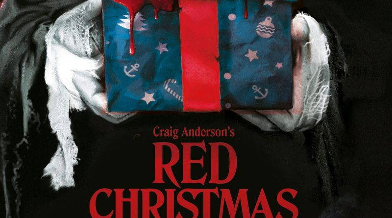 Red Christmas Blutige Weihnachten Horror Splatter Review Titel