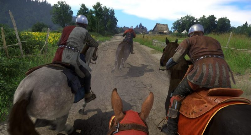 Kingdom Come: Deliverance Kritik Test Review 1