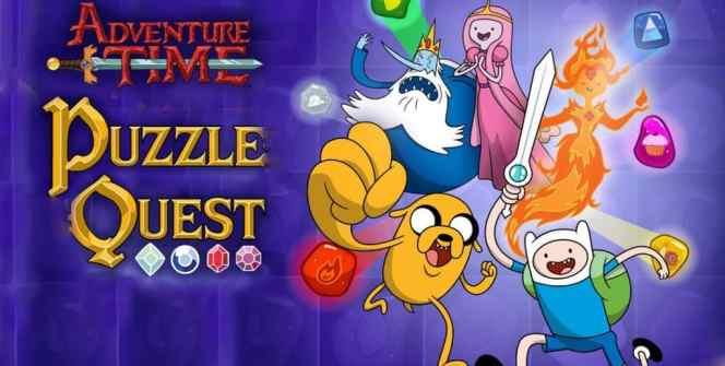 Adventure Time Puzzle Quest for pc download