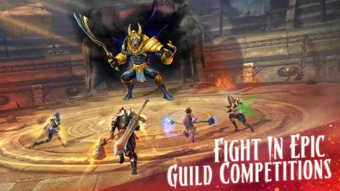 Eternity Warriors 4 download windows