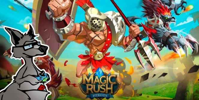 Magic Rush Heroes for pc