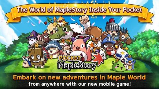 Pocket MapleStory for pc