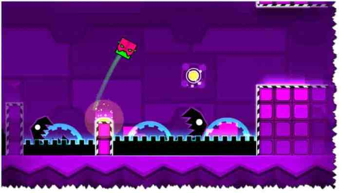 Geometry Dash Meltdown free download