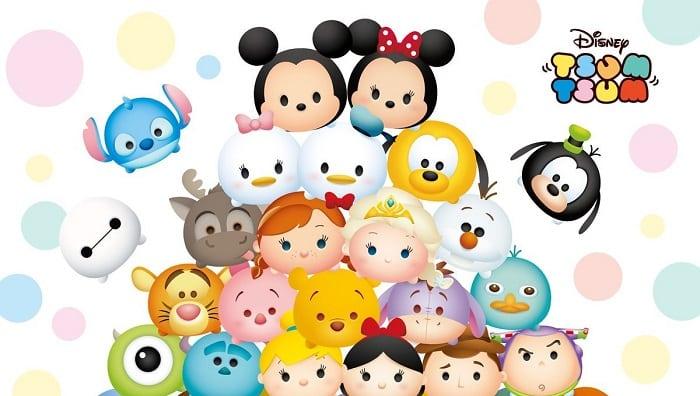 Disney Tsum Tsum Arts Et Voyages