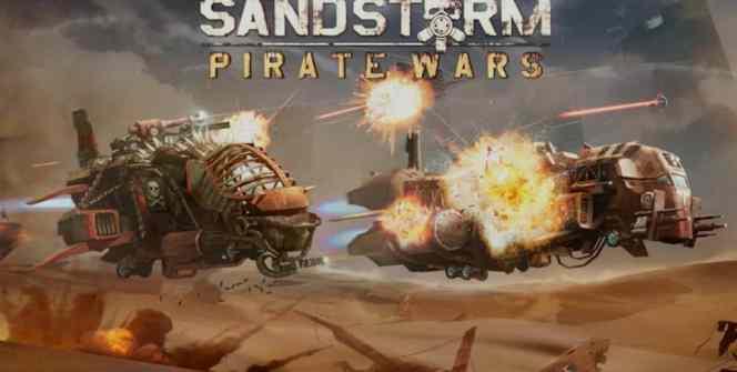 Sandstorm Pirate Wars for pc